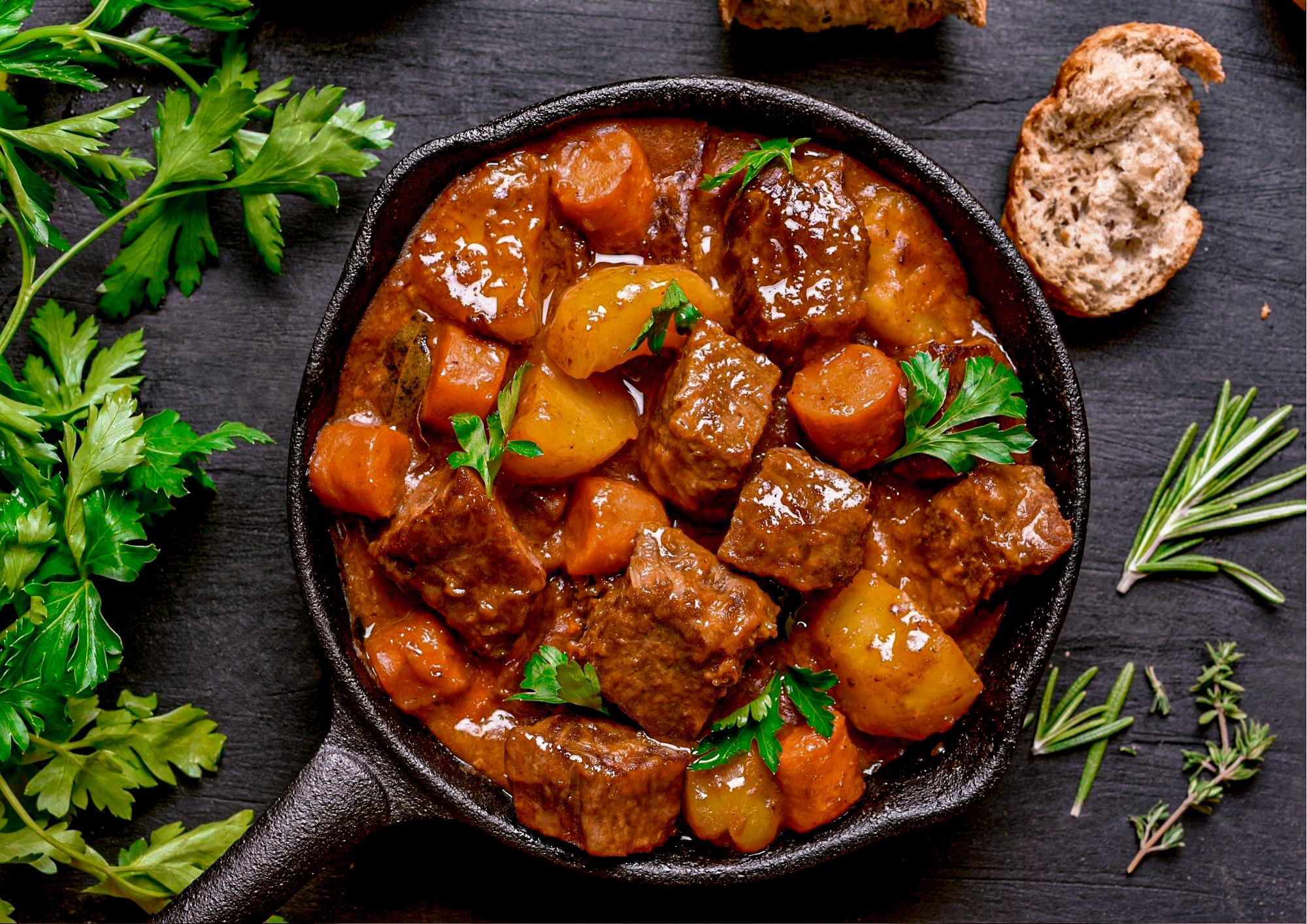 One Pot Beef Casserole
