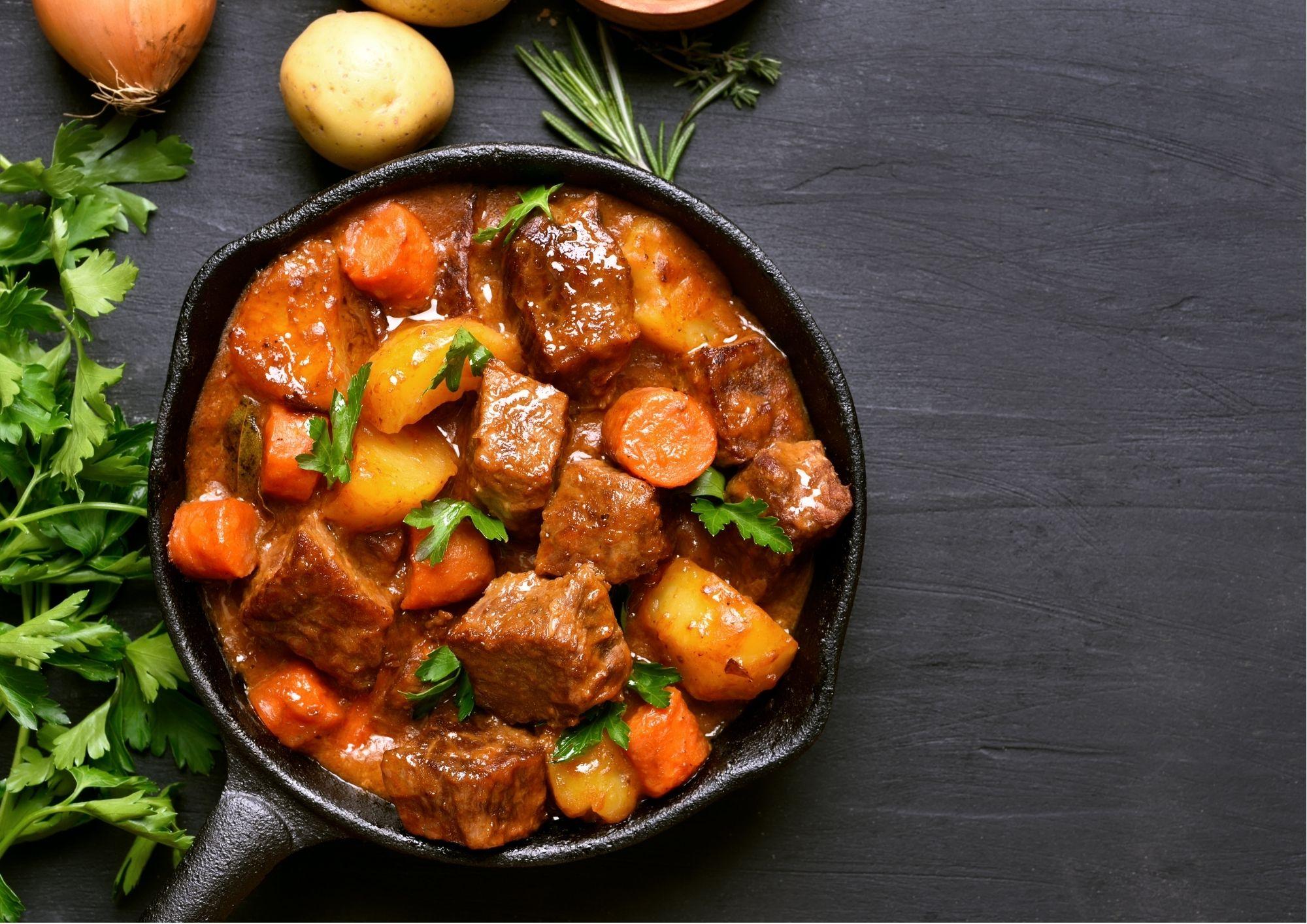 One Pot Sausage Casserole