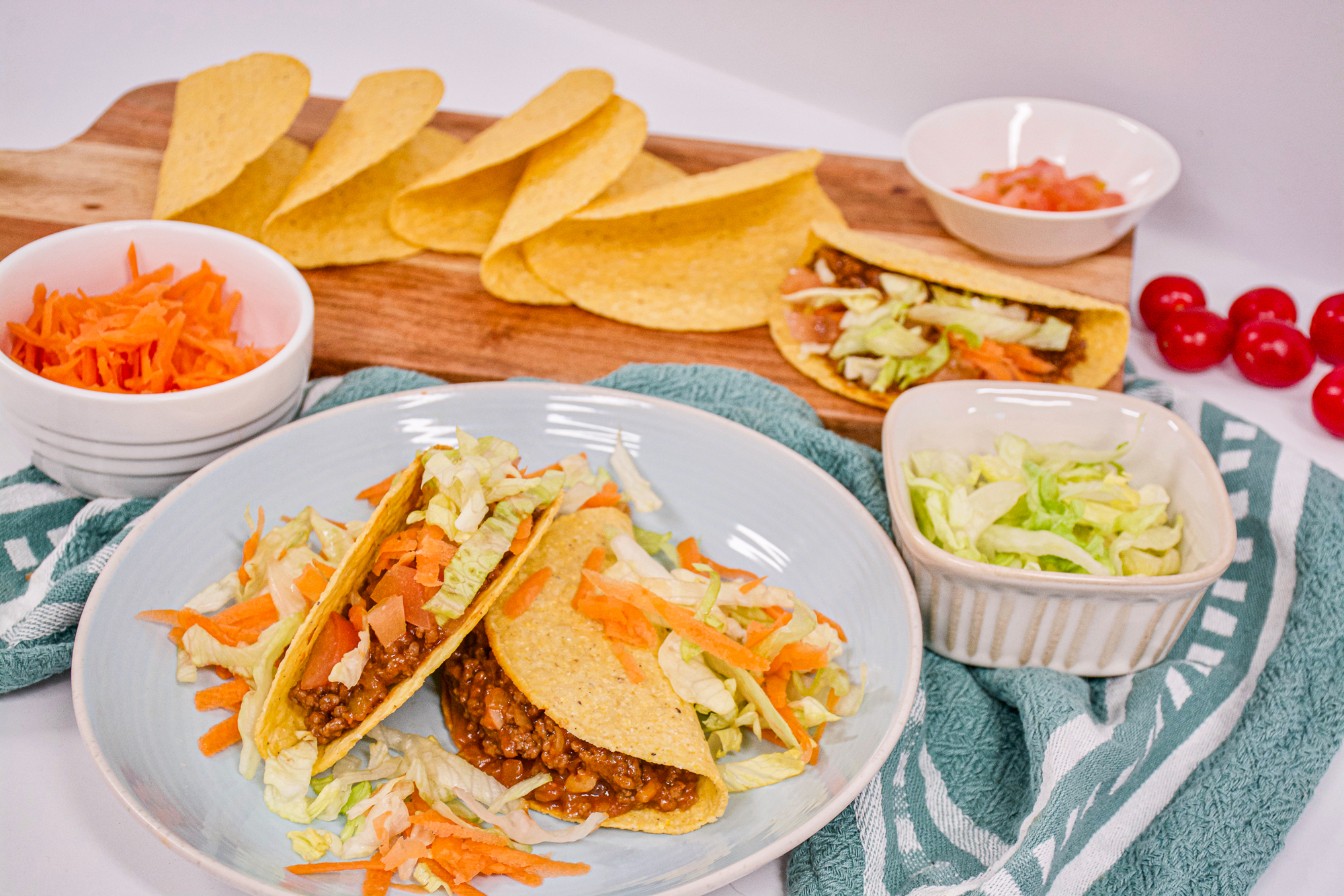 Hearty Beef Tacos
